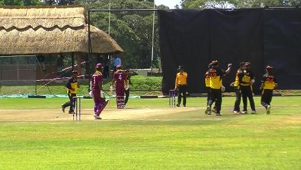 CWQ: Jason Mohammed out lbw without scoring