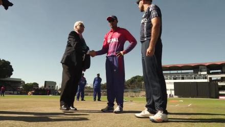 CWCQ: Nepal win toss and will bat first at Queen's Sports Club