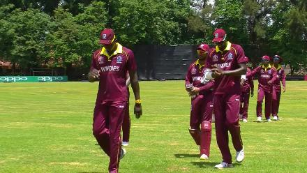 CWCQ: West Indies finish off Papua New Guinea for 200