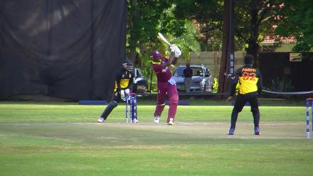 Papua New Guinea fall to Windies by six wickets