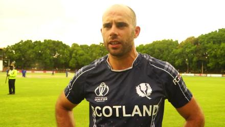 Scotland beat Nepal by 4 wickets