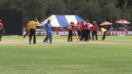 Hong Kong add to Afghanistan's woes with 30 run victory (DLS)