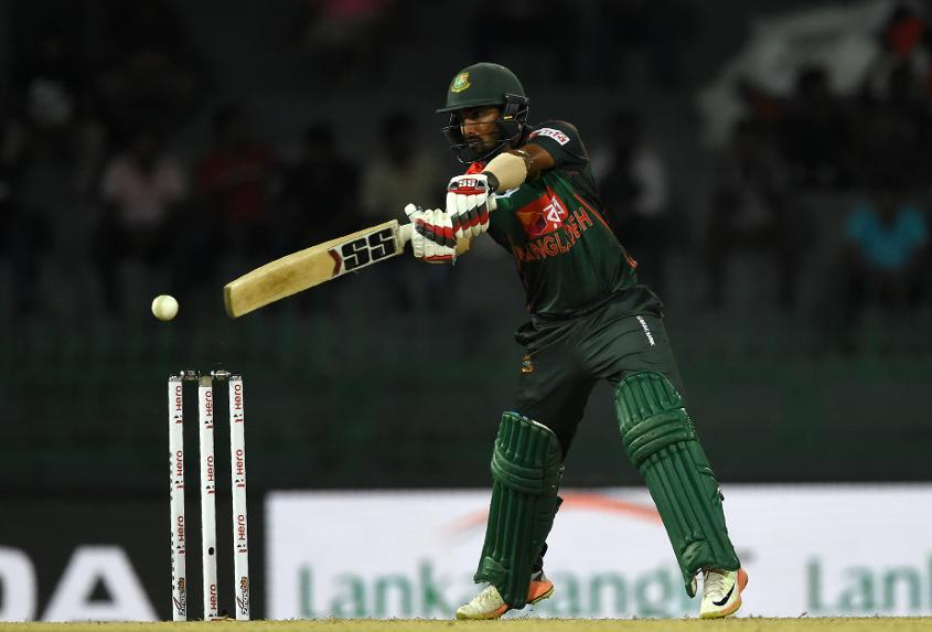 Liton Das top scored for Bangladesh