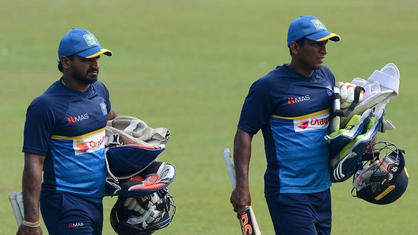 Kusal Perera (L) and Jeevan Mendis are crucial cogs in the Sri Lankan T20I wheel