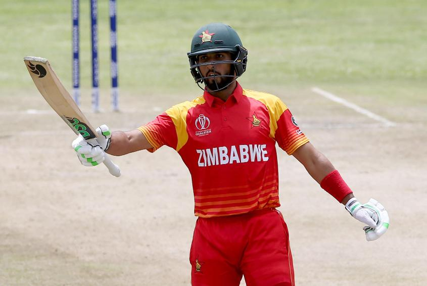 Sikandar Raza has been at the top of his game with bat and ball for Zimbabwe
