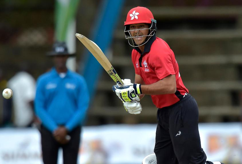 Anshuman Rath scored a half-century in Hong Kong's last match against Afghanistan
