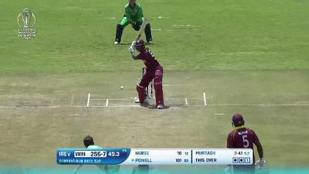 CWCQ: West Indies v Ireland highlight package