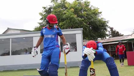 CWCQ: Afghanistan heads out chasing 195 to win
