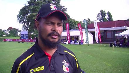 CWCQ: Norman Vanua says tournament has been tough so far