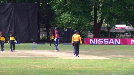 CWCQ Wicket: Scott Edwards