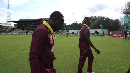 CWCQ: West Indies' winning moment v Ireland