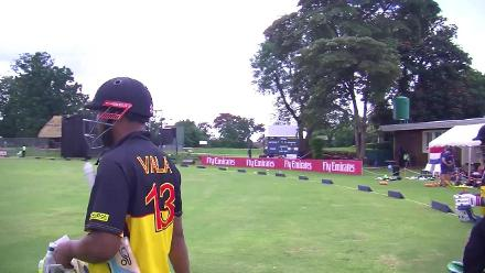 CWCQ: PNG's openers Vala and Ura take to the field