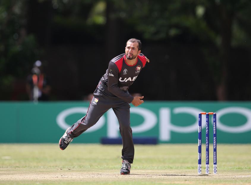 Rohan Mustafa has put in all-round performances so far in the tournament