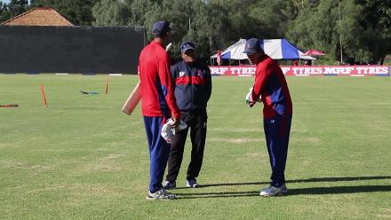 Paras Khadka knows only a big score will get Nepal to Super Six phase