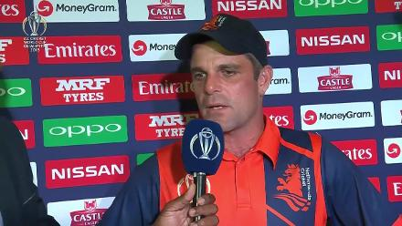 POST-GAME: West Indies v Netherlands