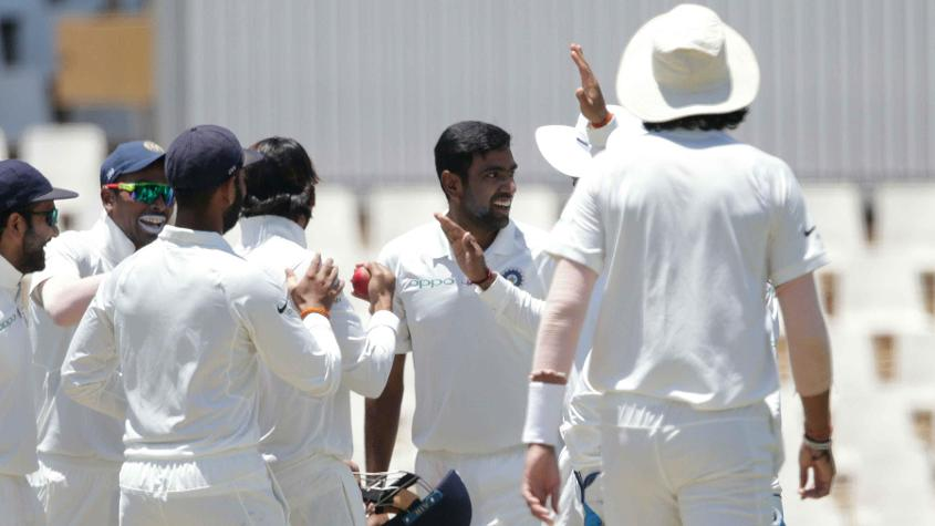 Ravichandran Ashwin is the only one to have taken more wickets than Rabada since the South African made his Test debut