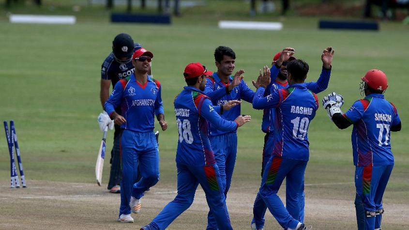 Nepal's victory over Kong Kong gave Afghanistan a place in the Super Sixes