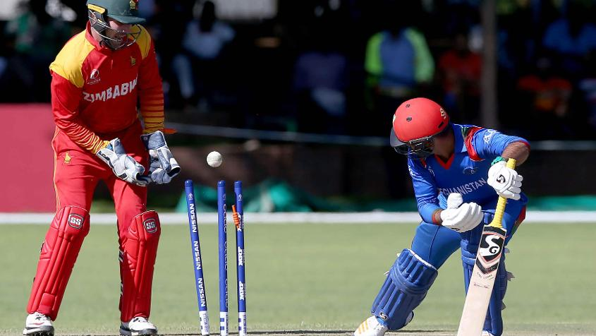 Afghanistan scraped through to the Super Sixes after losing their first three games
