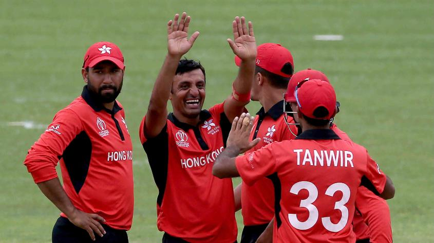 Ehsan Khan picked up 11 wickets in four matches