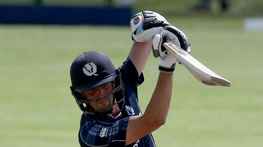 Calum MacLeod's 157* is the highest score of the competition so far