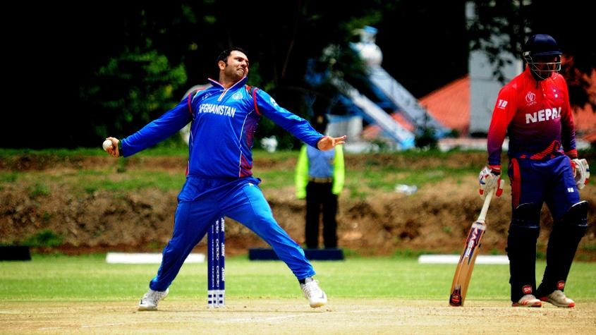 Not only has Mohammad Nabi been Afghanistan's best batsman, he has picked up eight wickets too