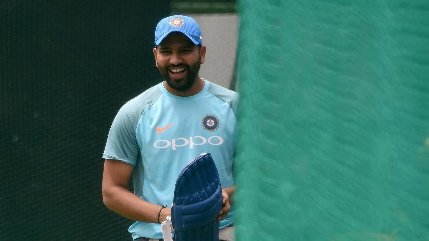 Rohit Sharma hasn't been among the runs