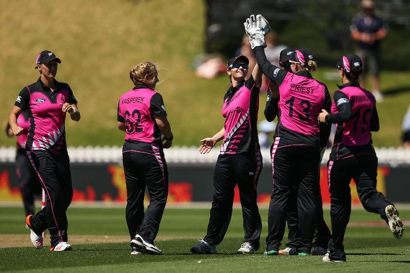 New Zealand Women.