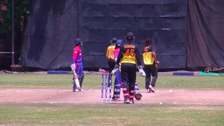 Dipendra Airee hits a solid 50* to secure Nepal win against PNG