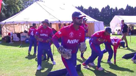 PNG openers take to the crease and Nepal take to the field