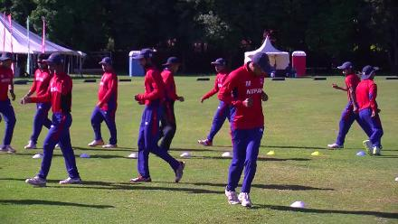 Karan KC says Nepal is focussed on ODI status