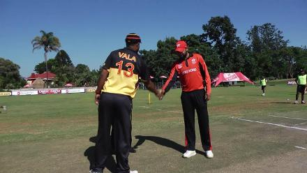 PNG win the toss and will bat first against Hong Kong