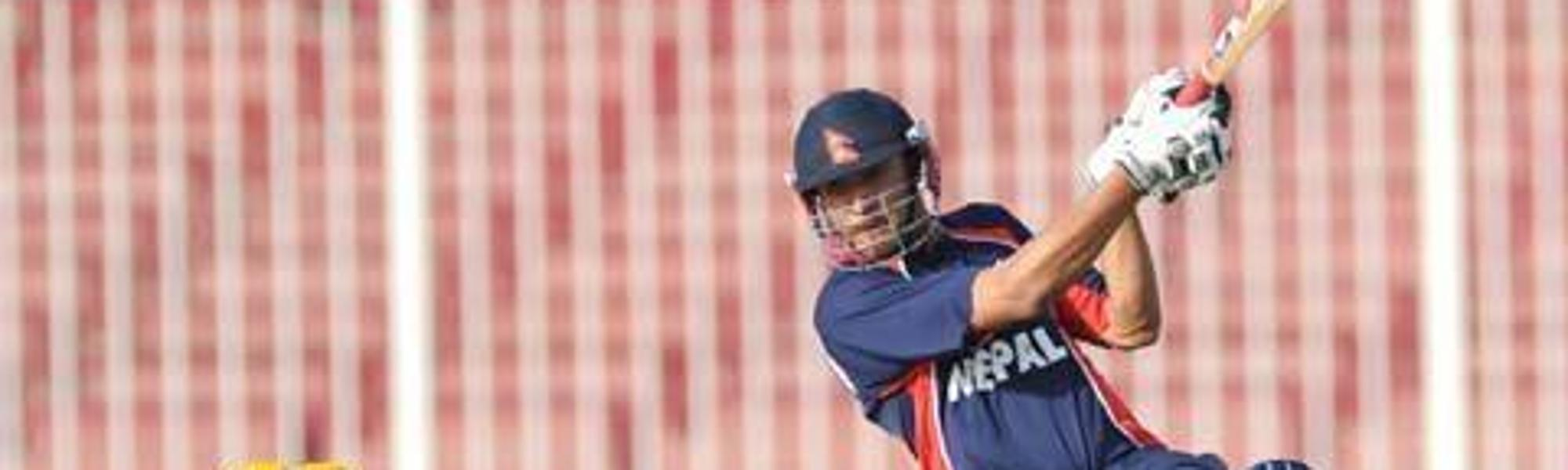 Nepal captain, Paras Khadka