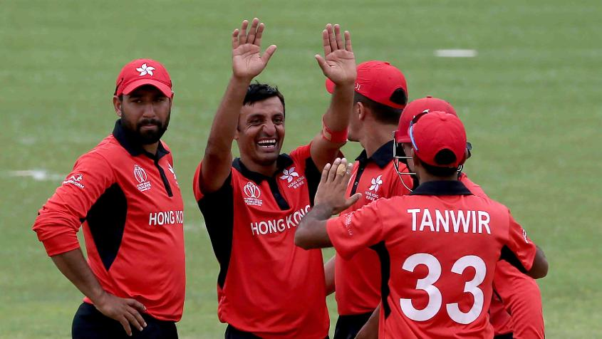 Ehsan Khan picked up 15 wickets with his off-spin