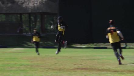 Ehsan Nawaz ran out in chaotic circumstances against PNG!
