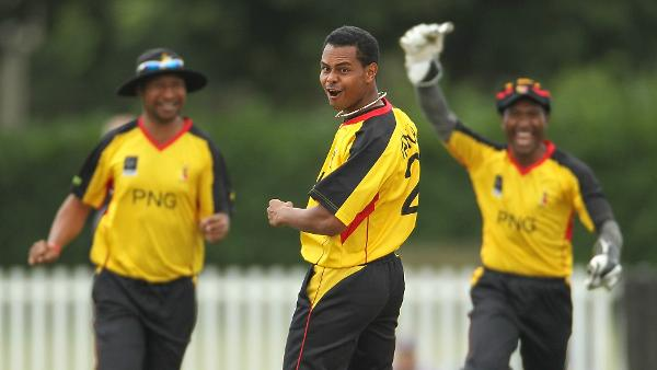 'Most of us didn't know cricket was played on turf' – Norman Vanua reminisces about PNG's rise