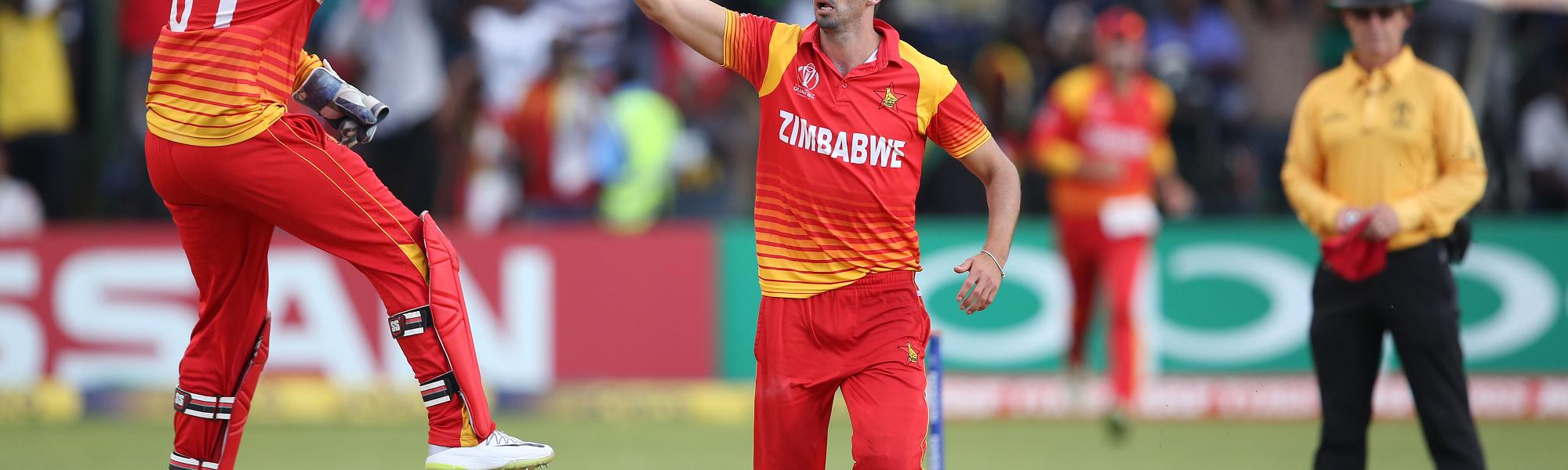 Graeme Cremer had glowing words for Zhuwao