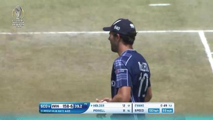 WATCH: Scotland dismiss the Windies for 198