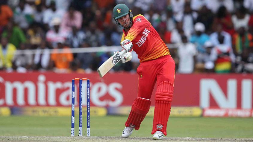 Brendan Taylor aggregated 457 runs, hitting two centuries and a half-century along the way