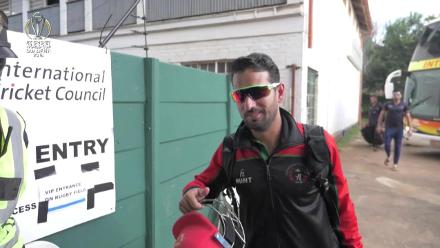 Afghanistan arrives for crunch CWCQ match against Ireland