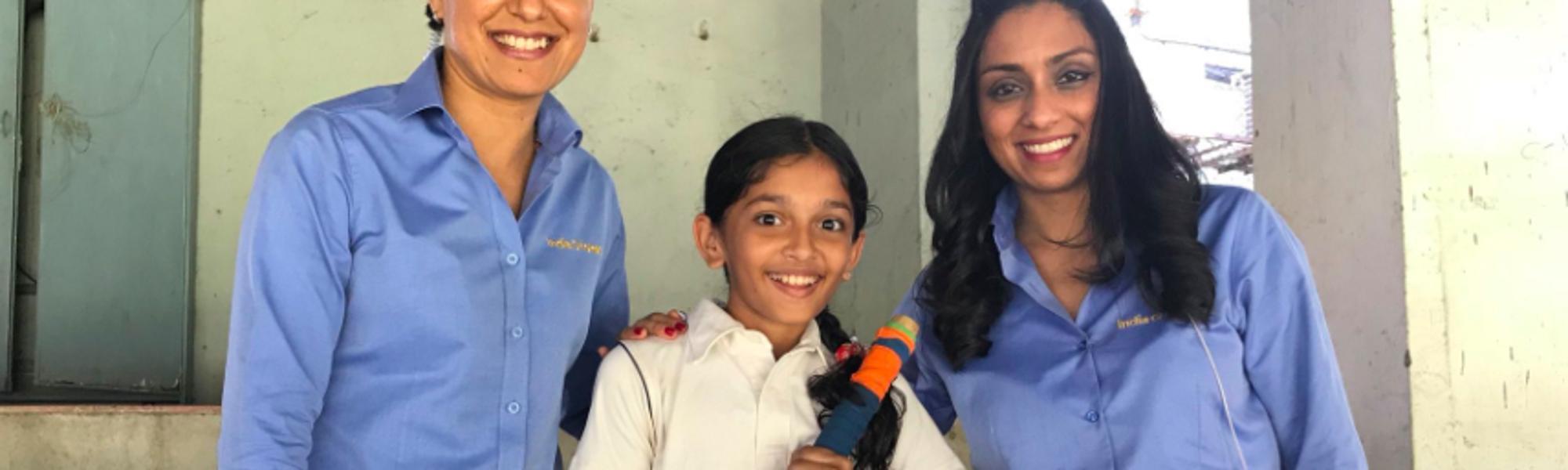 Durga with Anjum Chopra and Isa Guha