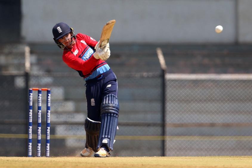 Wyatt's 64-ball 124 was the second highest score in a WT20I
