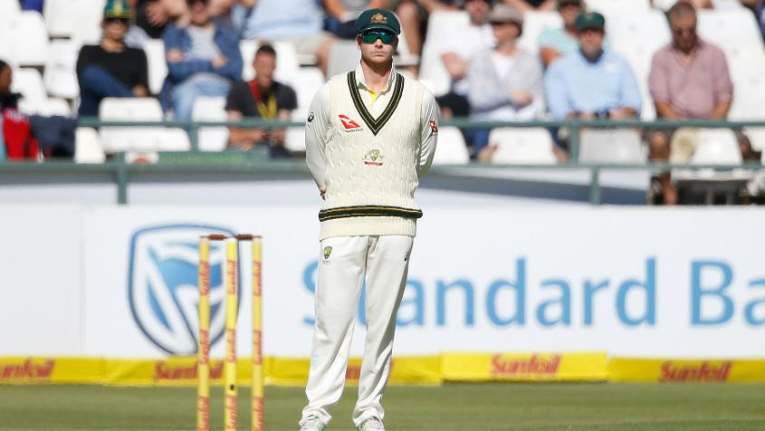 Steve Smith has been handed a one-match ban