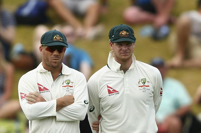 Steve Smith and David Warner served 12-month bans for ball-tampering