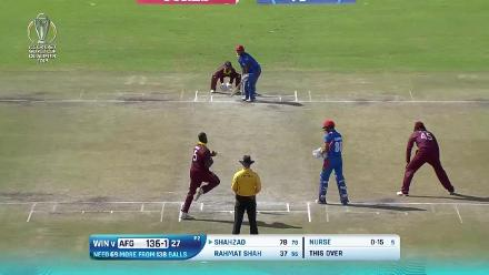 WATCH: Afghanistan cruise to victory in CWCQ Final