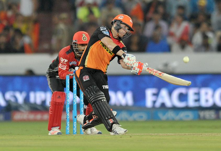David Warner has been one of the standout players in the IPL's history