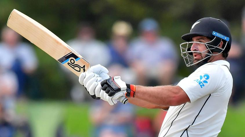 Colin de Grandhomme topped up an excellent all-round performance with an innings of 45