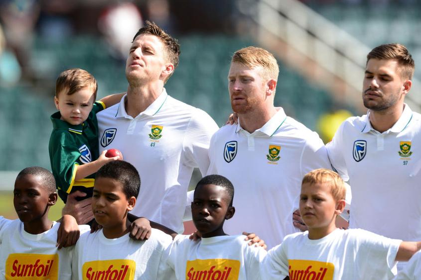 Morne Morkel was emotional ahead of his final Test for South Africa