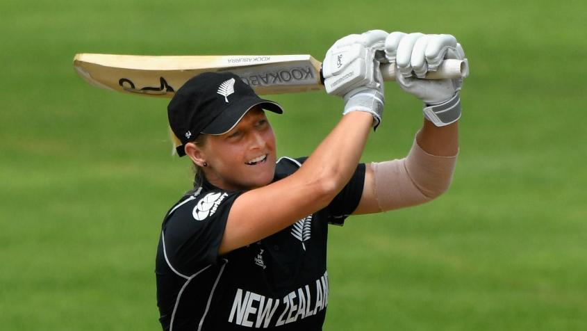 Sophie Devine was named the Women's ODI and Twenty20 Player of the Year