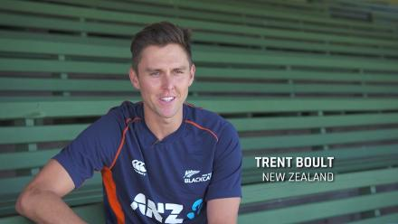 Trent Boult picks his top bowlers of all-time