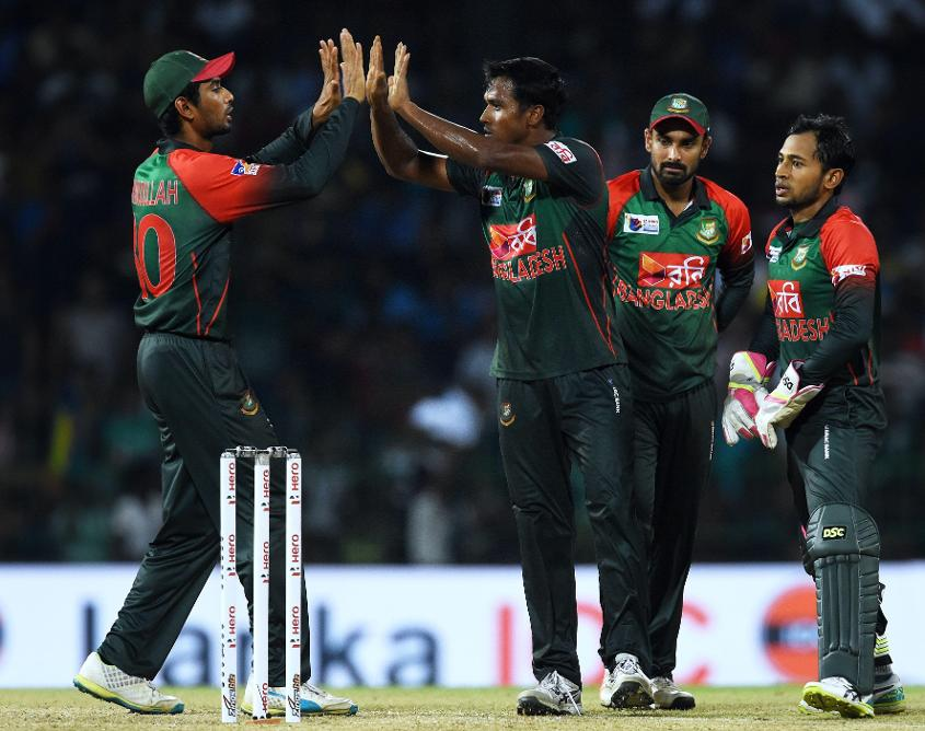 India, Pakistan, Bangladesh, Sri Lanka and Afghanistan are the Full Member sides, and they will be joined by the winner of the Qualifier tournament